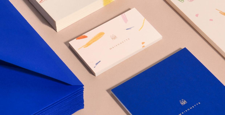 Maisonette Childrens Branding design mindsparkle mag