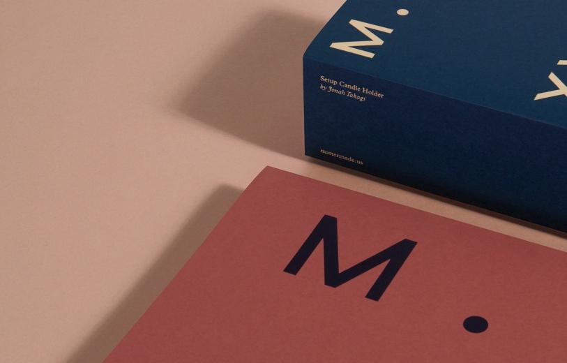 Matter Made Branding design mindsparkle mag
