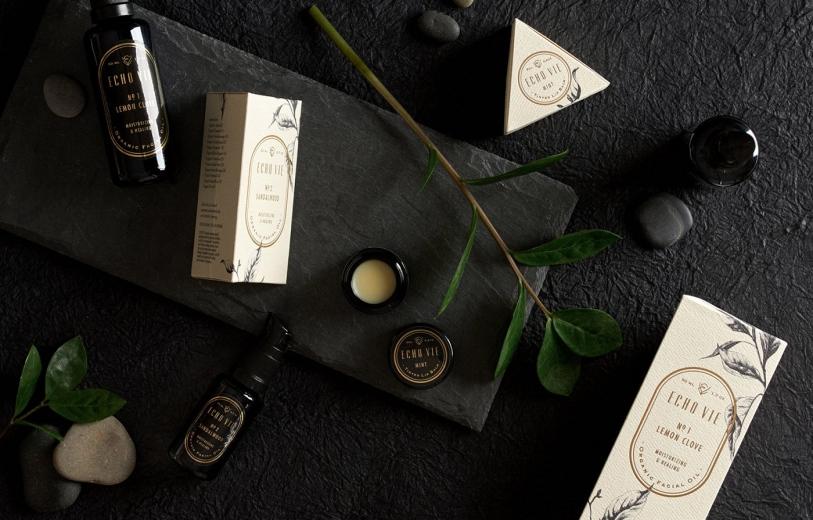 Echo Vie Brand & Packaging design mindsparkle mag