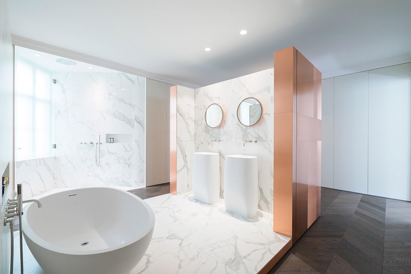 Heiss Luxury Bathroom - Mindsparkle Mag