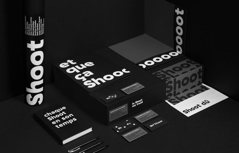 Shoot Studio Branding design mindsparkle mag