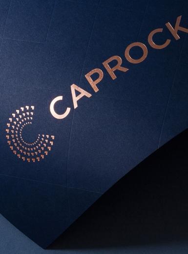 Caprock Branding design mindsparkle mag