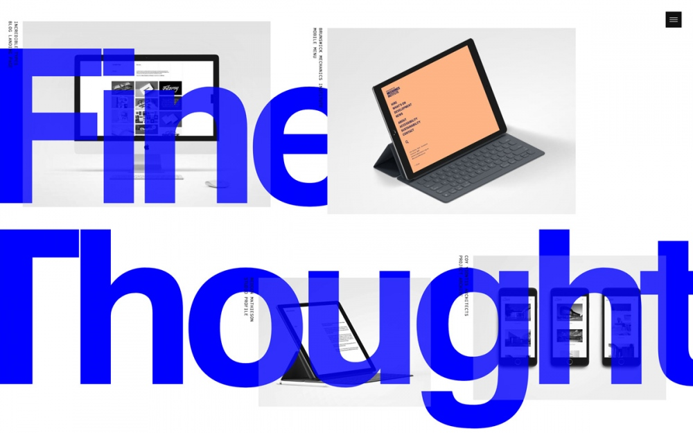 Fine Thought site of the day award mindsparkle mag