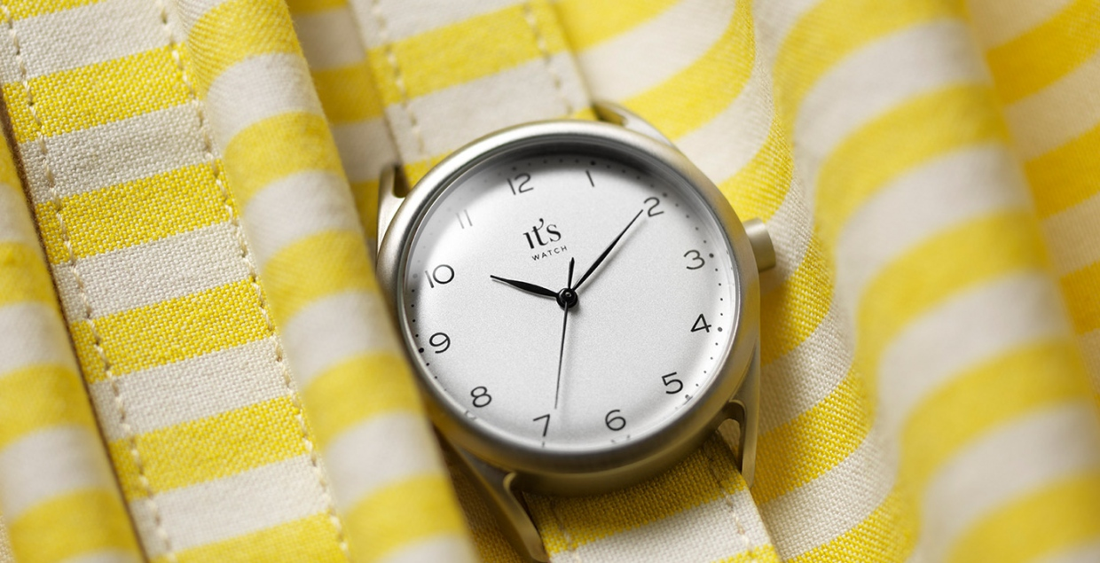 IT'S Timeless Watches design mindsparkle mag
