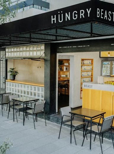 Magnificent Hungry Beast Juice Bar Interior Design Mindsparkle Mag Download Free Architecture Designs Intelgarnamadebymaigaardcom
