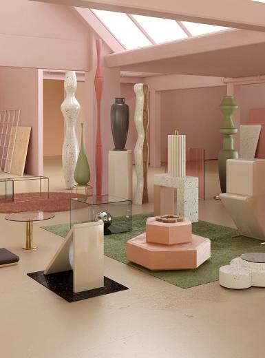 3d atelier inspiration room six n five sculpting modelling art direction digital art furniture design mindsparkle mag
