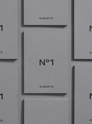 sybarite no 1 architecture TM design stationery brand identity editorial typography mindsparkle mag