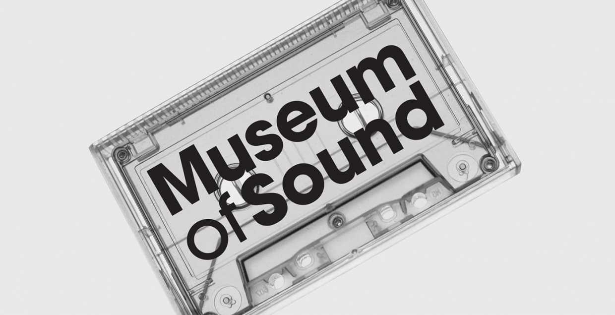museum of sound branding brand identity graphic design art direction mindsparkle mag