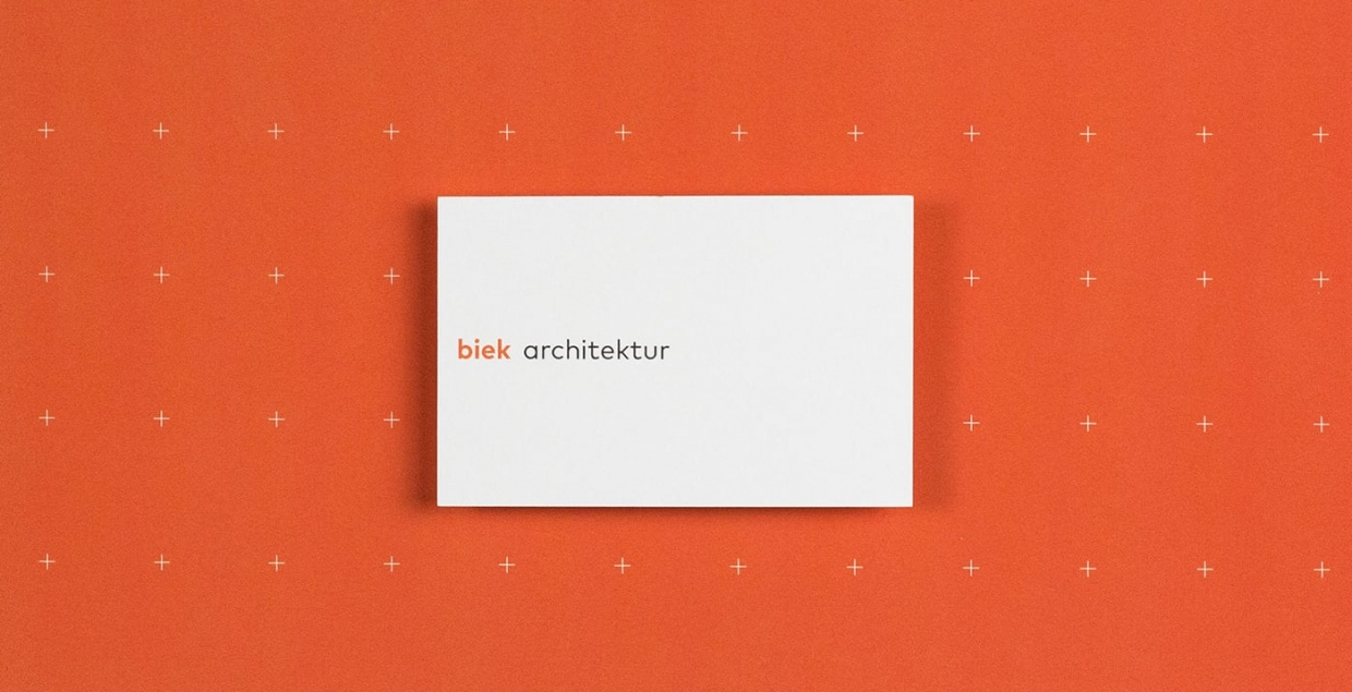 biek architecture branding brand identity graphic design digital visual art direction print stationery mindsparkle mag