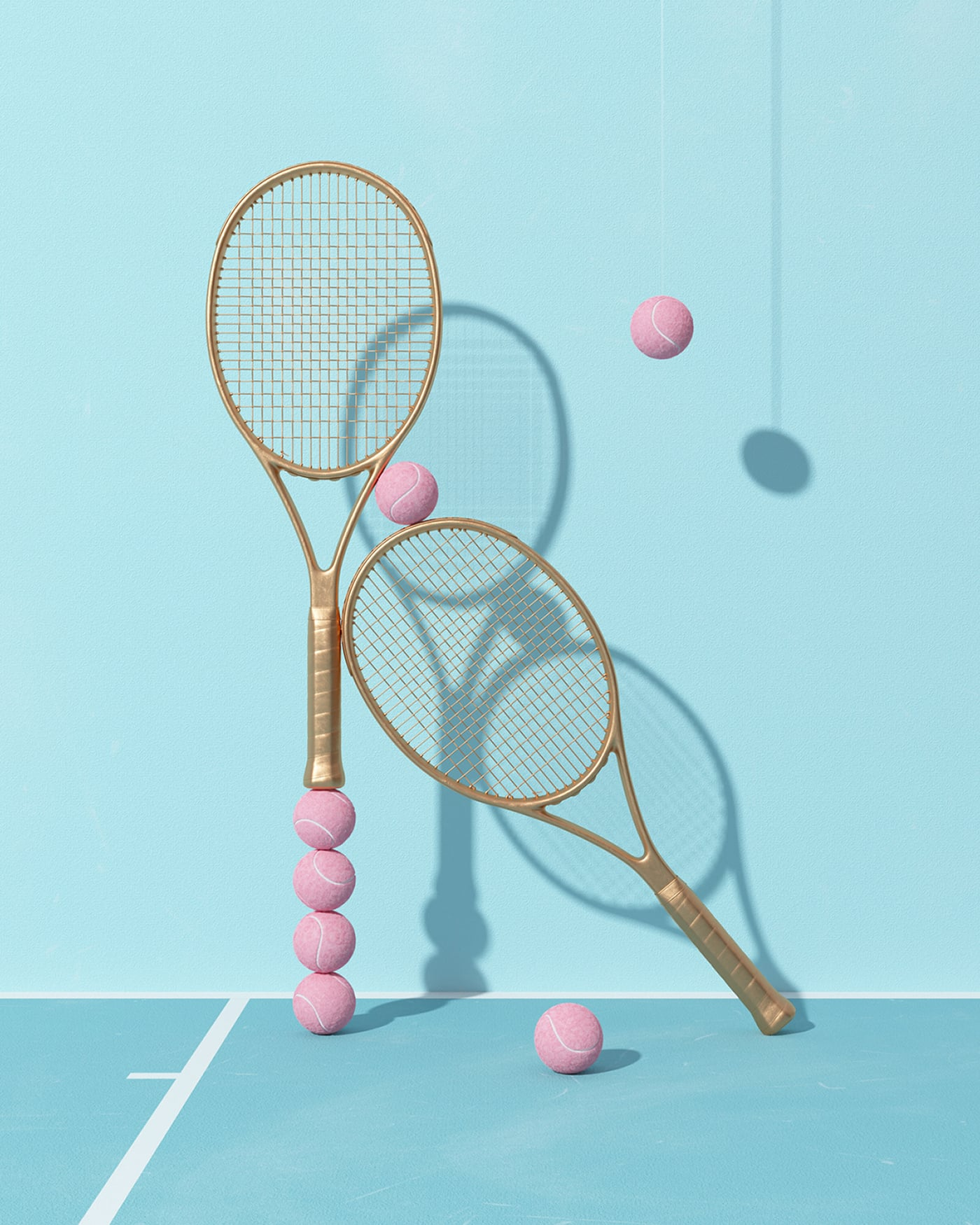 Tennis Arty Photography Mindsparkle Mag