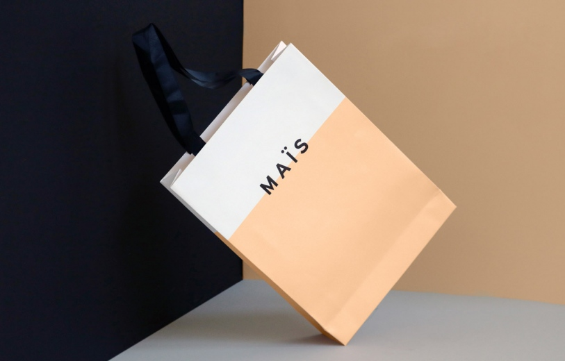 mais fashion china branding graphic design art direction packaging brand identity mindsparkle mag