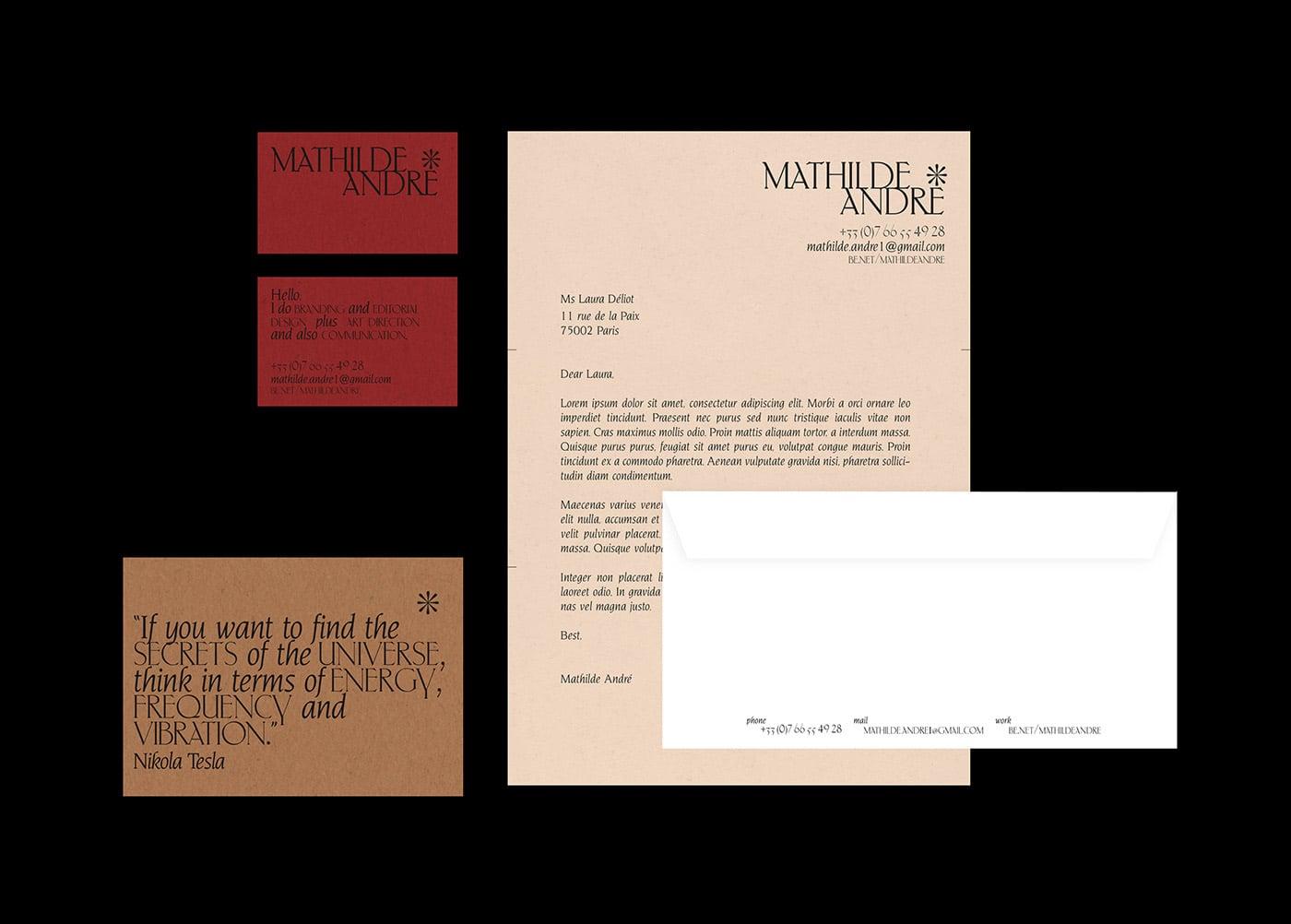Mathilde André Self Branding - Mindsparkle Mag