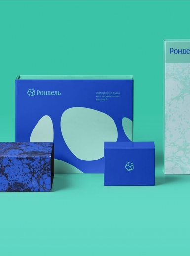 rondel art direction graphic design branding brand identity print digital sttaionery mindsparkle mag