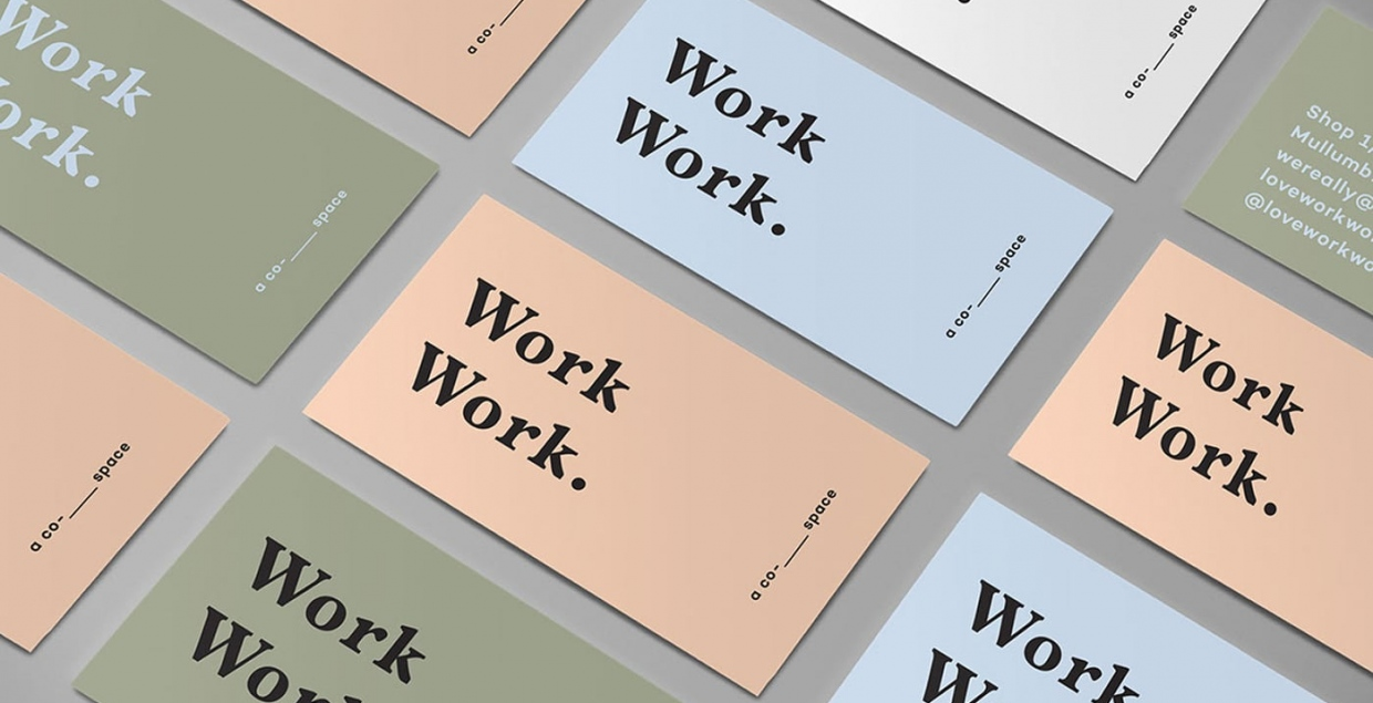 work work branding brand identity graphic design print identity art direction mindsparkle mag
