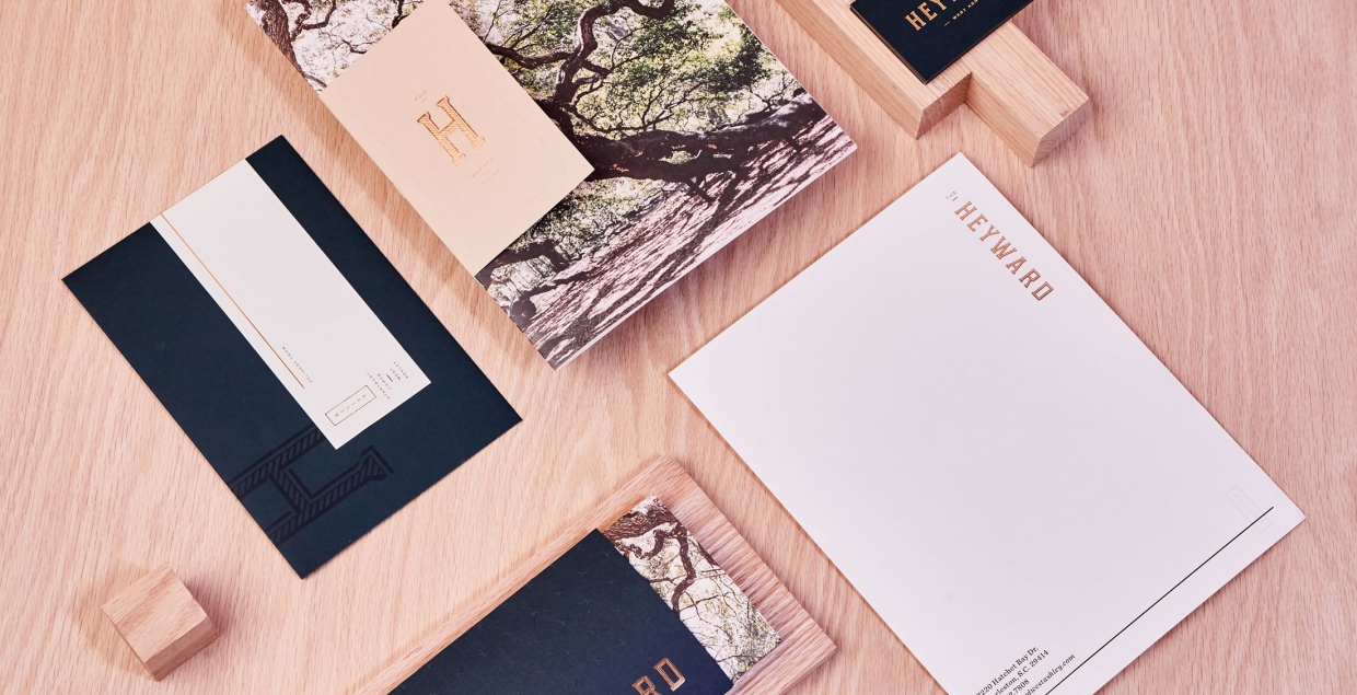 sdco partners stitchdesign The Heyward Identity