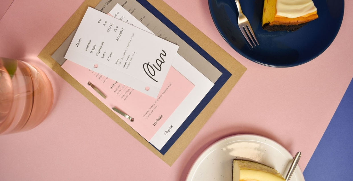 Damian Skotzke Cafe Plan branding corporate design identity