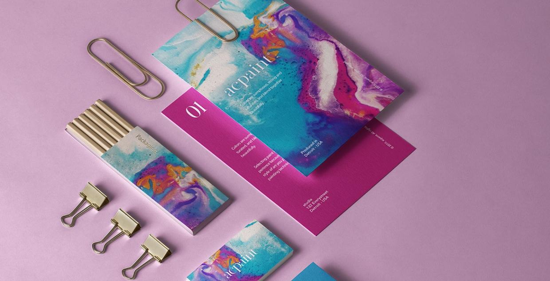 illustration branding art digital color modern inspiration beautiful project mindsparklemag