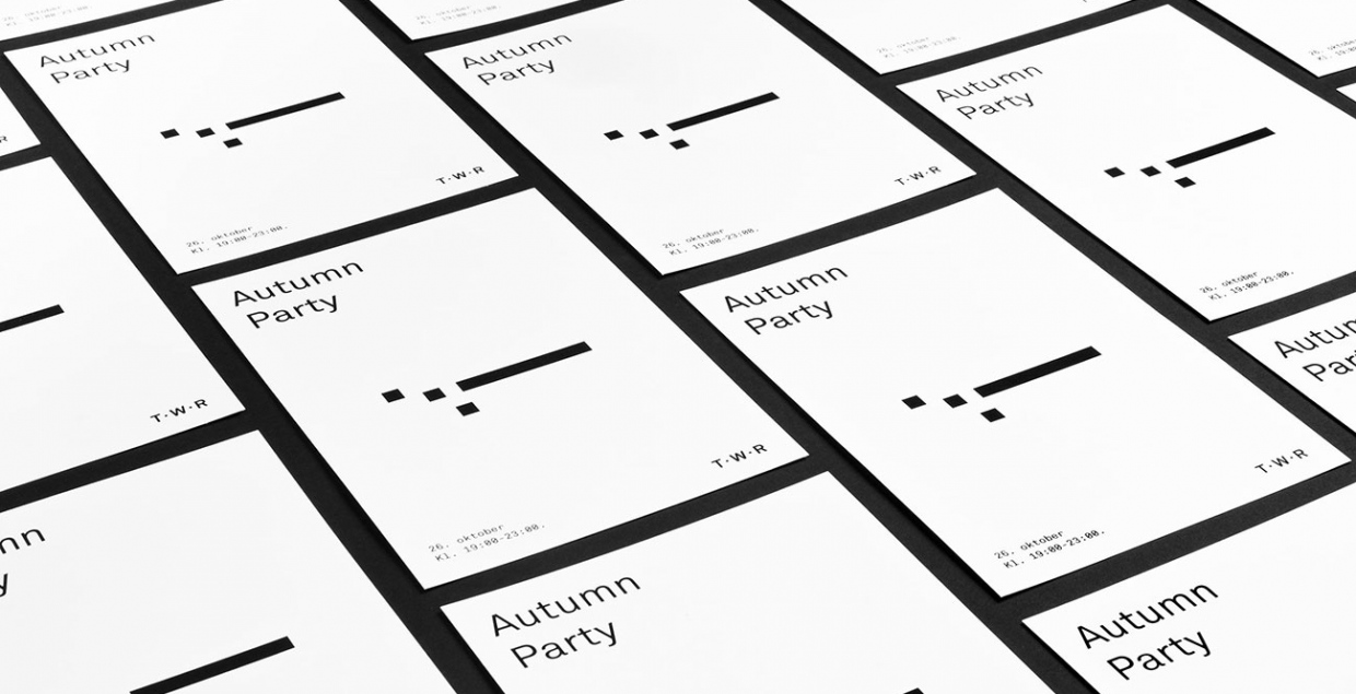visual identity branding black white modern inspiration beautiful project mindsparklemag