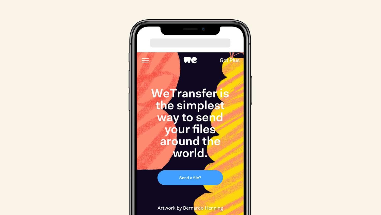 We Transfer Backgrounds - Mindsparkle Mag