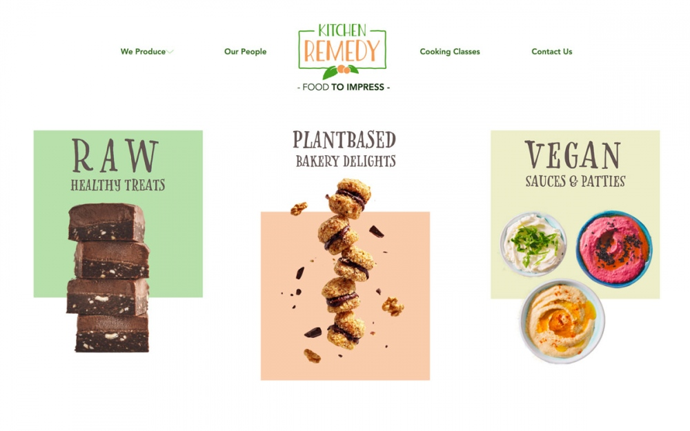 Olya Black web design digital website modern inspiration beautiful project mindsparklemag siteoftheday sotd award kitchen remedy