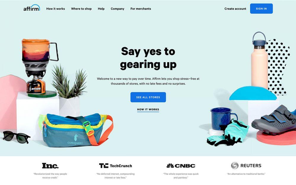 web design digital website modern inspiration beautiful project mindsparklemag siteoftheday sotd award affirm upperquad