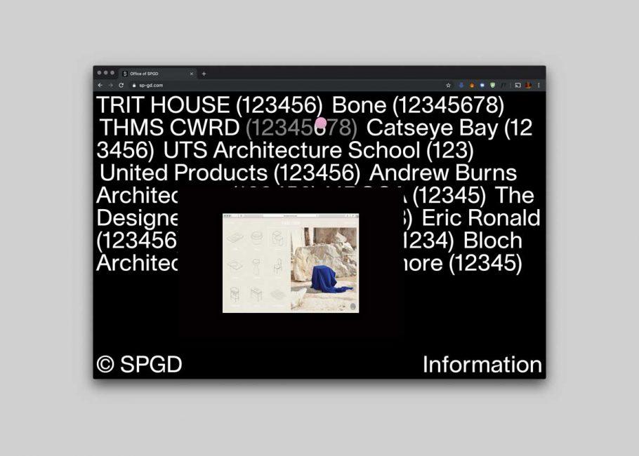 web design digital website modern inspiration beautiful project mindsparklemag siteoftheday sotd award SPGD