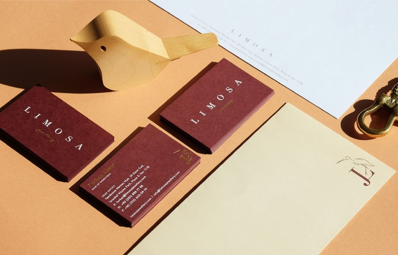 Limosa brand modern design visual identity branding design identity graphic blog project mindsparkle mag beautiful portfolio