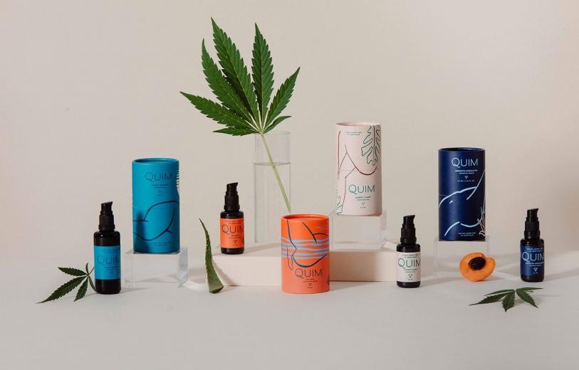 Quim brand modern design visual identity branding design identity graphic blog project mindsparkle mag beautiful portfolio