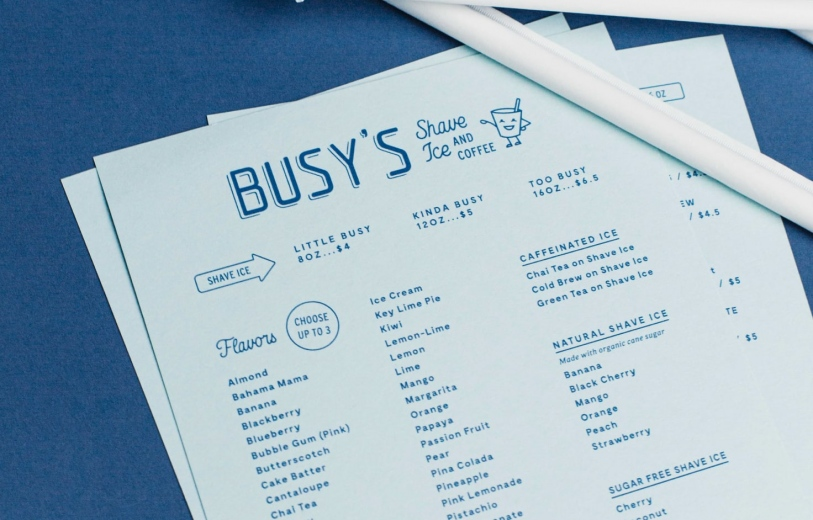 busy´s brand modern design visual identity branding design identity graphic blog project mindsparkle mag beautiful portfolio