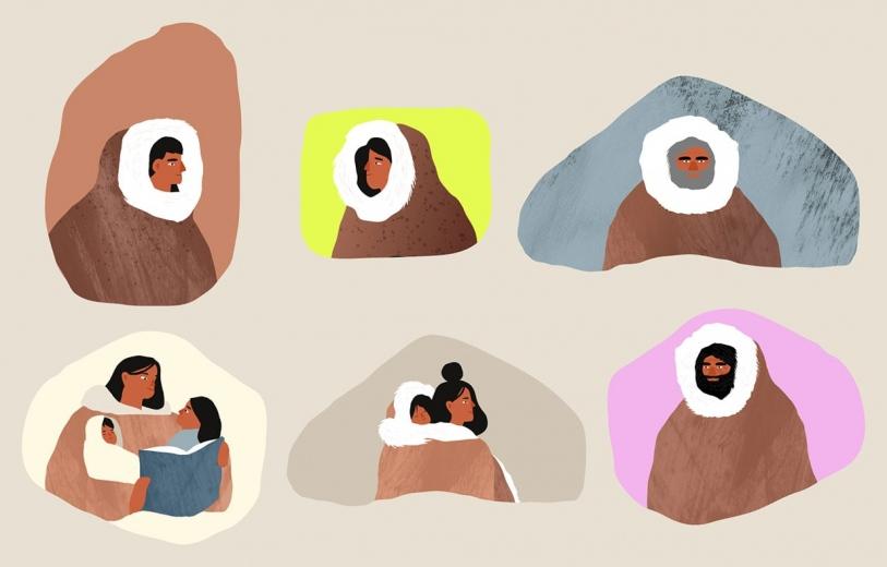 akima visual identity branding design identity graphic blog project mindsparkle mag beautiful portfolio