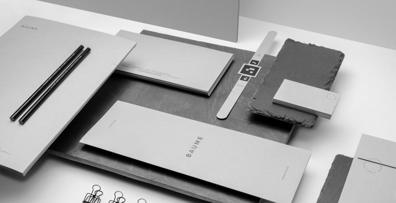 baume watches visual identity branding design identity graphic blog project mindsparkle mag beautiful portfolio