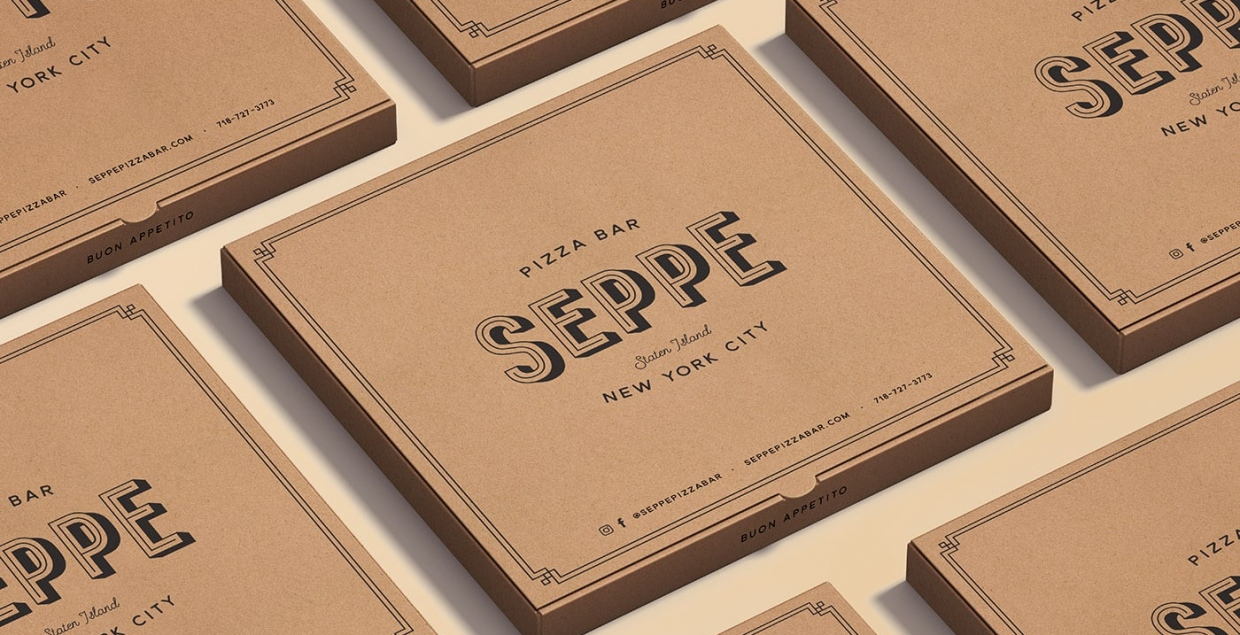 seppe pizza bar visual identity branding design identity graphic blog project mindsparkle mag beautiful portfolio
