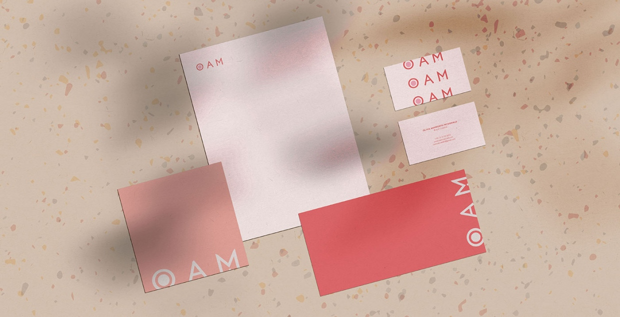 OAM Design design identity graphic blog project mindsparkle mag beautiful portfolio