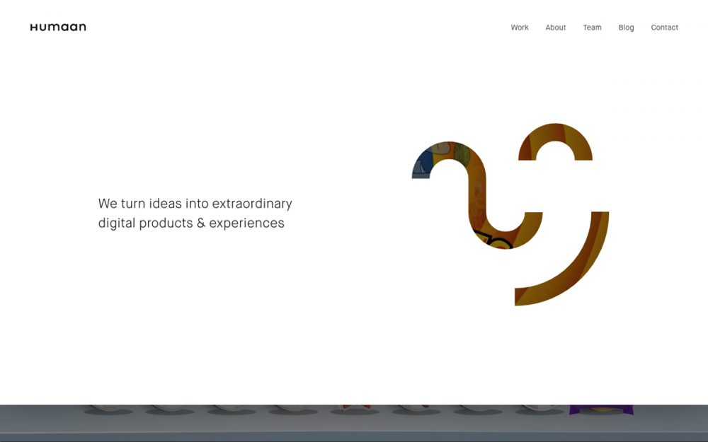 web design digital website modern inspiration beautiful project mindsparklemag site of the day sotd humaan