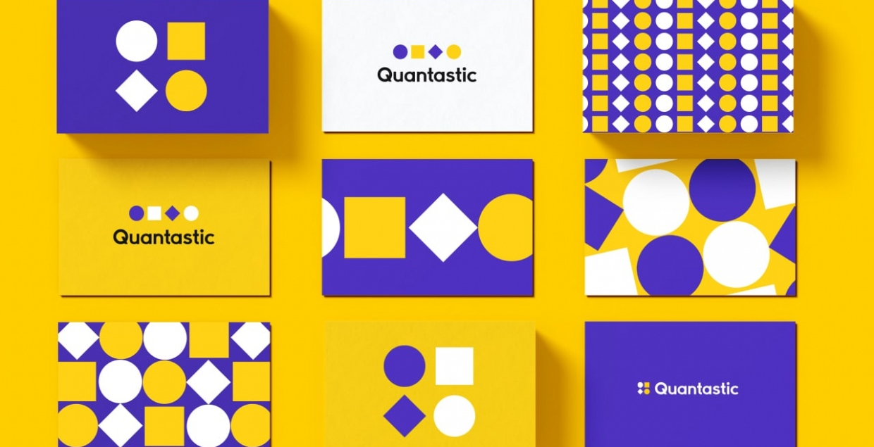 quantastic branding design identity graphic blog project mindsparkle mag beautiful portfolio