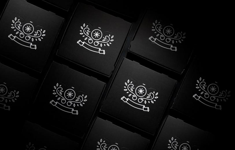 republica della pizza design identity graphic blog project mindsparkle mag beautiful portfolio
