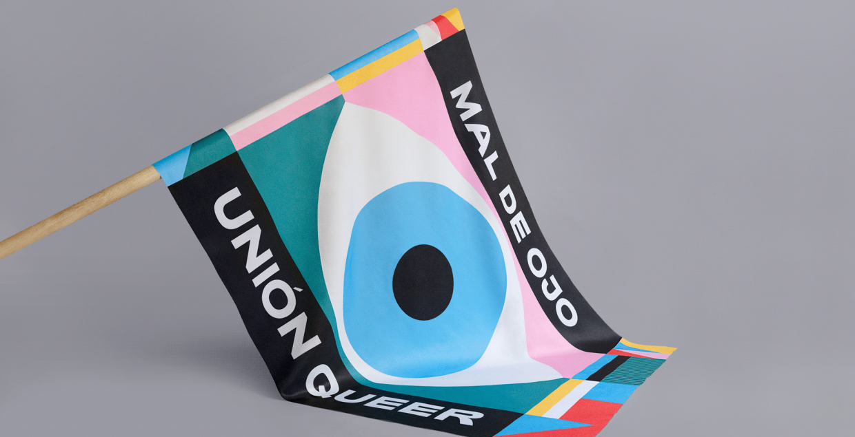 Mal de Ojo Pride design identity graphic blog project mindsparkle mag beautiful portfolio