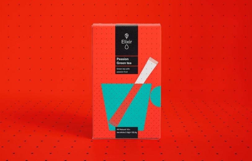 New tea ceremony brand identity design graphic blog project mindsparkle mag beautiful portfolio