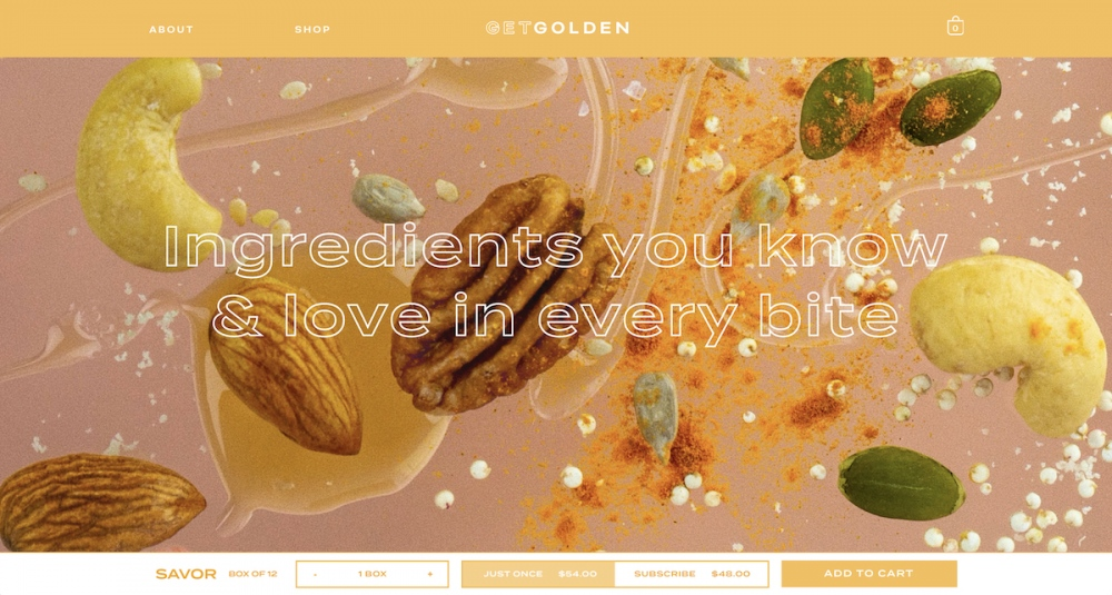 web design digital website modern inspiration beautiful project mindsparklemag sotd get golden