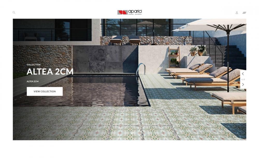 web design digital website modern inspiration beautiful project mindsparklemag sotd Aparici