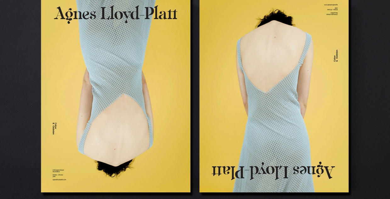 Agnes Lloyd Platt logo identity design graphic blog project mindsparkle mag beautiful portfolio