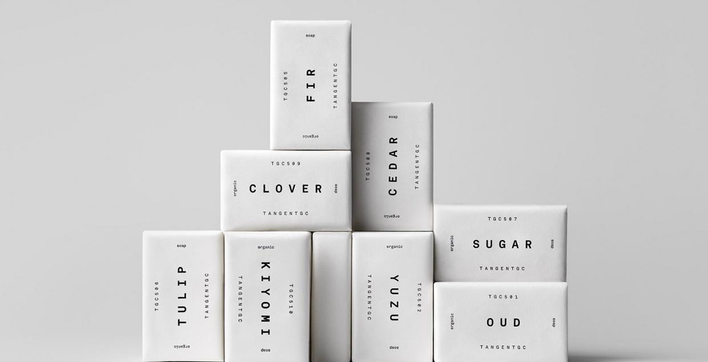 Tangent GC Soap packaging Identity branding logo identity design graphic blog project mindsparkle mag beautiful portfolio