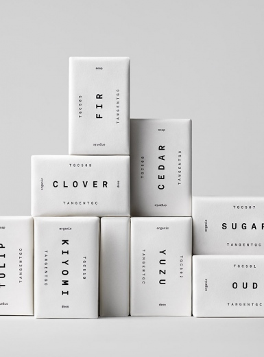 Tangent GC Soap packaging Identity branding logo identity design graphic blog project mindsparkle mag beautiful portfolio