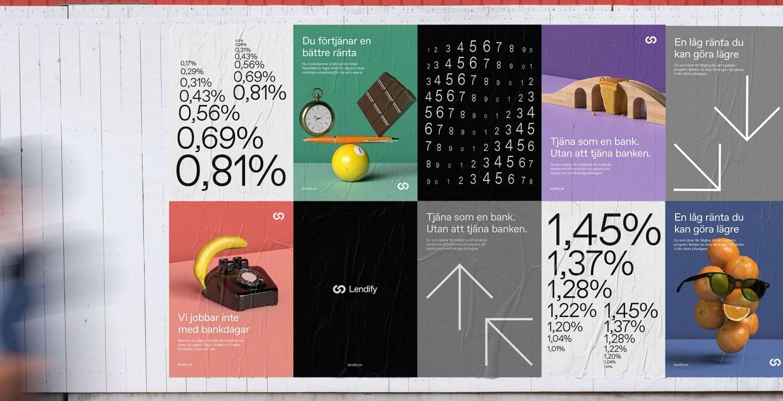 lendify Identity branding logo identity design graphic blog project mindsparkle mag beautiful portfolio