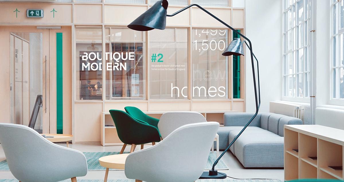 Boutique Modern graphic identity logo design graphic blog project mindsparkle mag beautiful portfolio