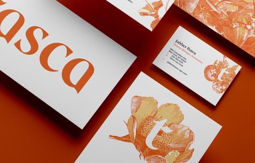 Tasca NYC graphic identity logo design graphic blog project mindsparkle mag beautiful portfolio