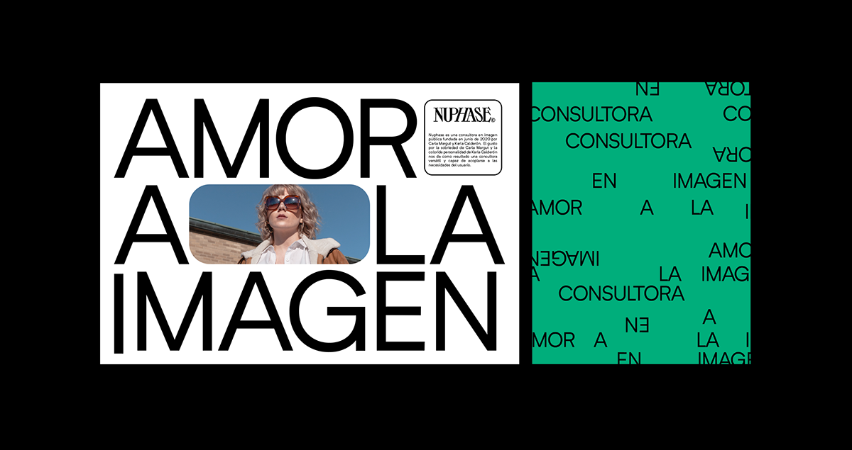 NUPHASE Brand Identity graphic identity logo design graphic blog project mindsparkle mag beautiful portfolio