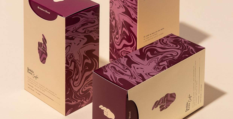 Doble Erre Café design logo design graphic blog project mindsparkle mag beautiful portfolio