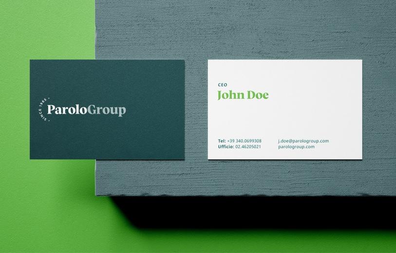 Parolo Group design logo design graphic blog project mindsparkle mag beautiful portfolio