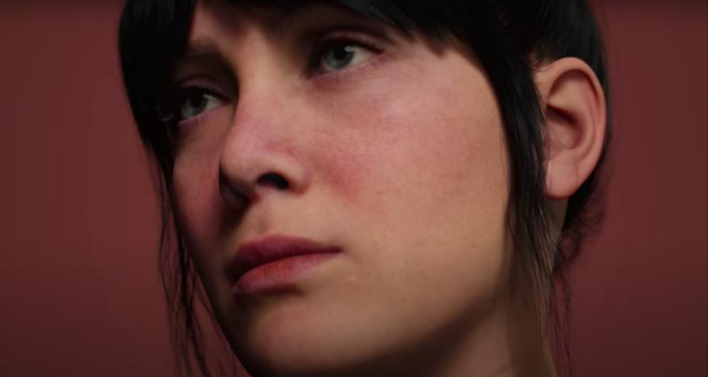 motion graphics graphic design branding film video Meta Human
